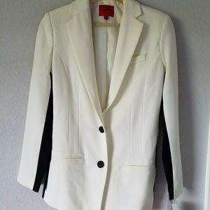 Narciso Rodriguez Black and White Blazer